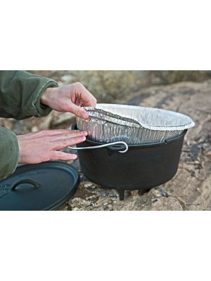 """Camp Chef Disposable Dutch Oven Liners 10"""""""