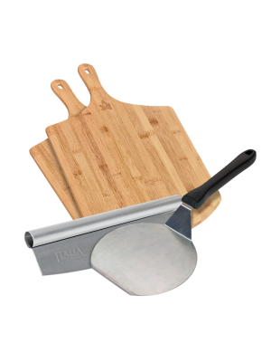 Camp Chef pizza kit